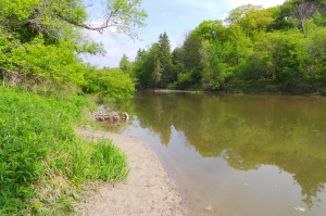 Old Man River...